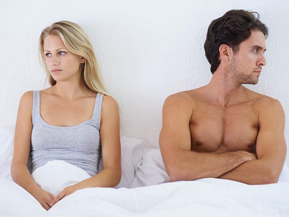 Kodėl vyrai vengia... sekso