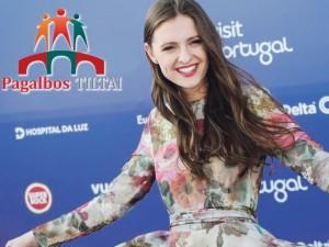 Ieva Zasimauskaitė: ačiū Dievui, kad turėjau angelą sargą
