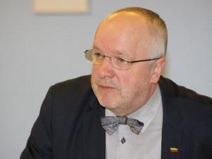 J.Olekas kreipėsi į premjerą, kad nebūtų sunaikinta Lietuvos medicinos biblioteka