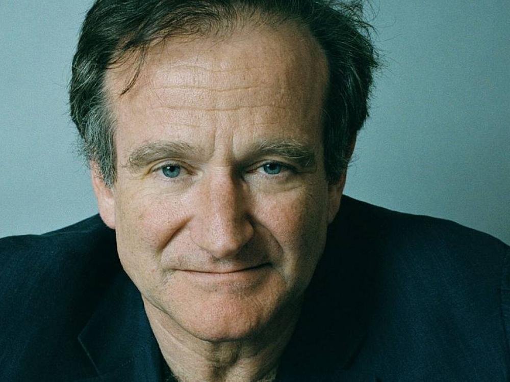 Robinas Williamsas: kai baigiasi komedija...