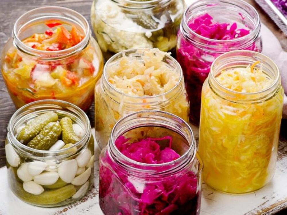 Raugintos daržovės – pasirinkimas lieknėjantiems ir ne tik