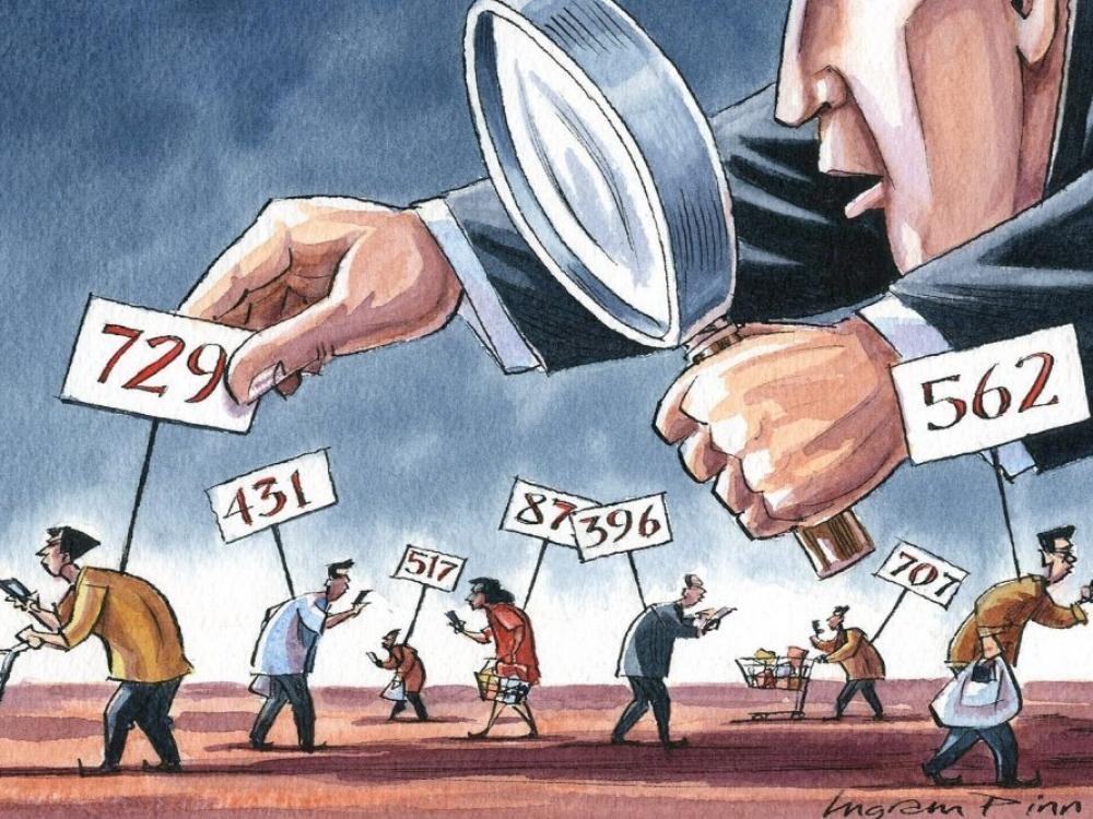 Kinija: gyvenimo kokybė pagal socialinio kredito reitingą