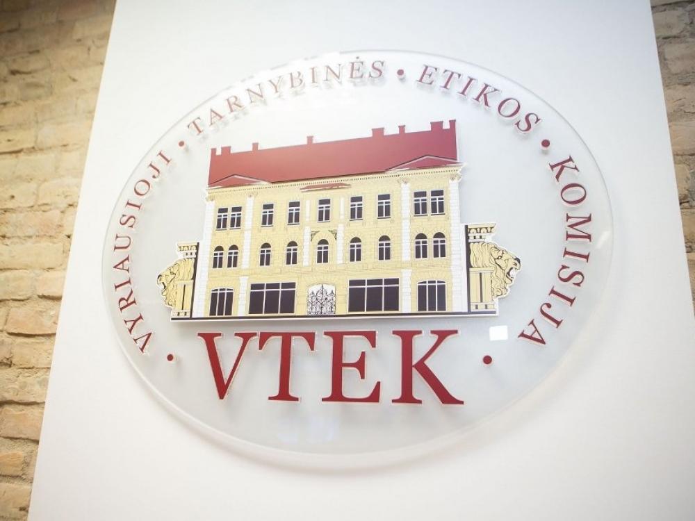 VTEK tirs 58 sveikatos priežiūros specialistų elgesį (asmenų sąrašas)