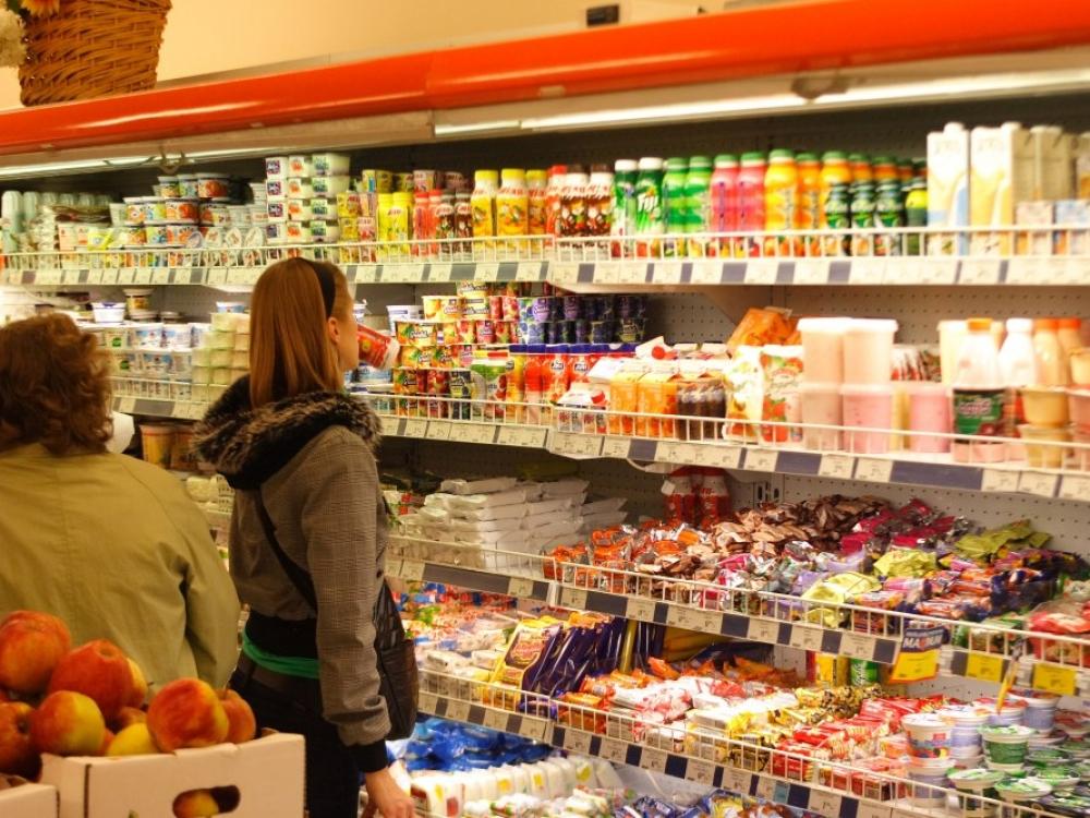 Finansų ministerija nepritaria PVM lengvatai maisto produktams