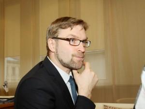 """Linas Kukuraitis: """"Ieškoti kaltų, mano galva, nereikėtų"""""""