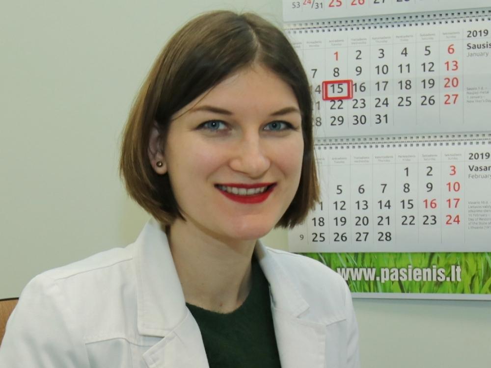 """Emilija Trumpaitė: """"Sveikatos apsaugos kelią tik lopome"""""""